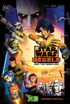 Star Wars Rebels movie poster