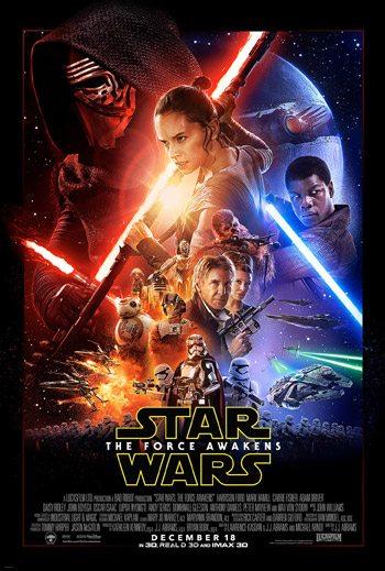 Star Wars: Episode VII movie poster