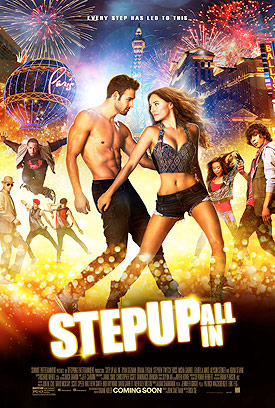 Step Up 5: All In movie poster