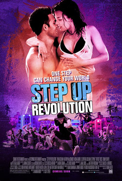 Step Up: Revolution movie poster