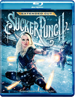 Sucker Punch movie poster