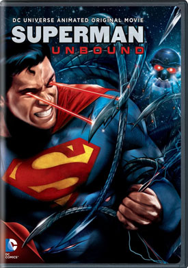 Superman: Unbound movie poster