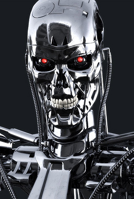 Terminator remake movie poster