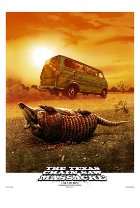 The Texas Chain Saw Massacre movie poster