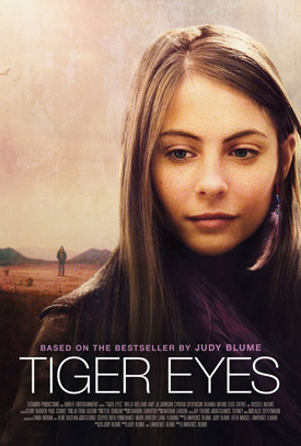Tiger Eyes movie poster