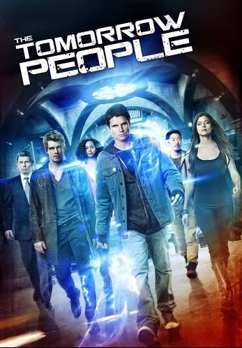 The Tomorrow People movie poster