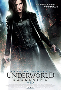 Underworld 4 Awakening movie poster