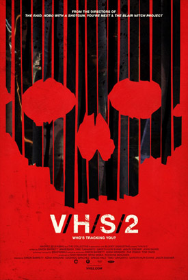 VHS 2 movie poster