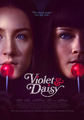 Violet and Daisy movie poster