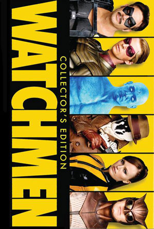Watchmen Collector's Edition cover