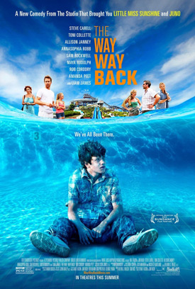 The Way Way Back movie poster