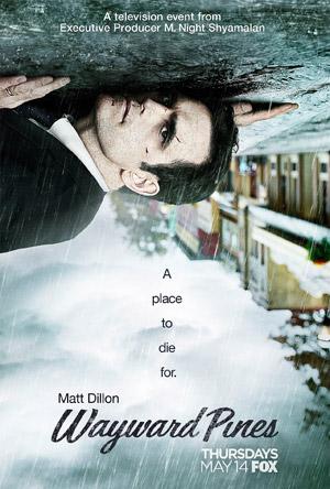 Wayward Pines TV poster