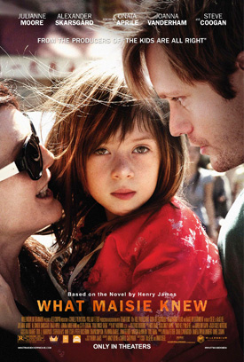 What Maisie Knew movie poster