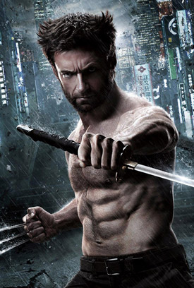 Wolverine 3 movie poster