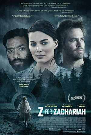 Z for Zachariah movie poster