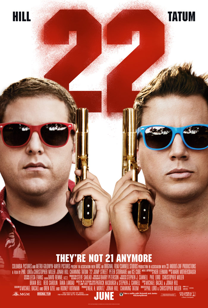 22 Jump Street (2014) Movie Trailer, Release Date, Cast, Plot