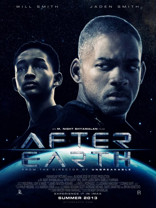 After Earth (2013) Will Smith, Jaden Smith - Movie Trailer