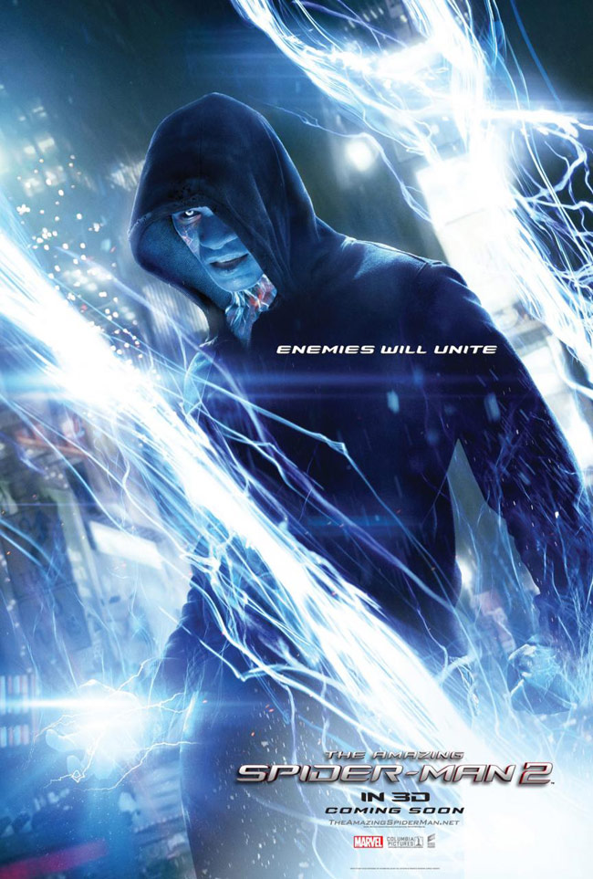 The Amazing Spider-Man 2: Rise Of Electro Besetzung
