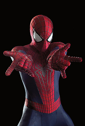 Spider-Man character photo