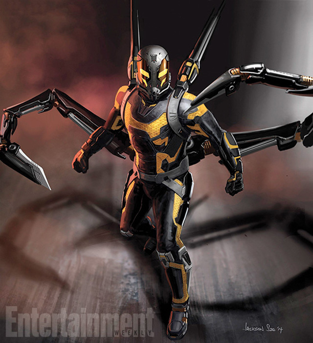 Ant-Man photos