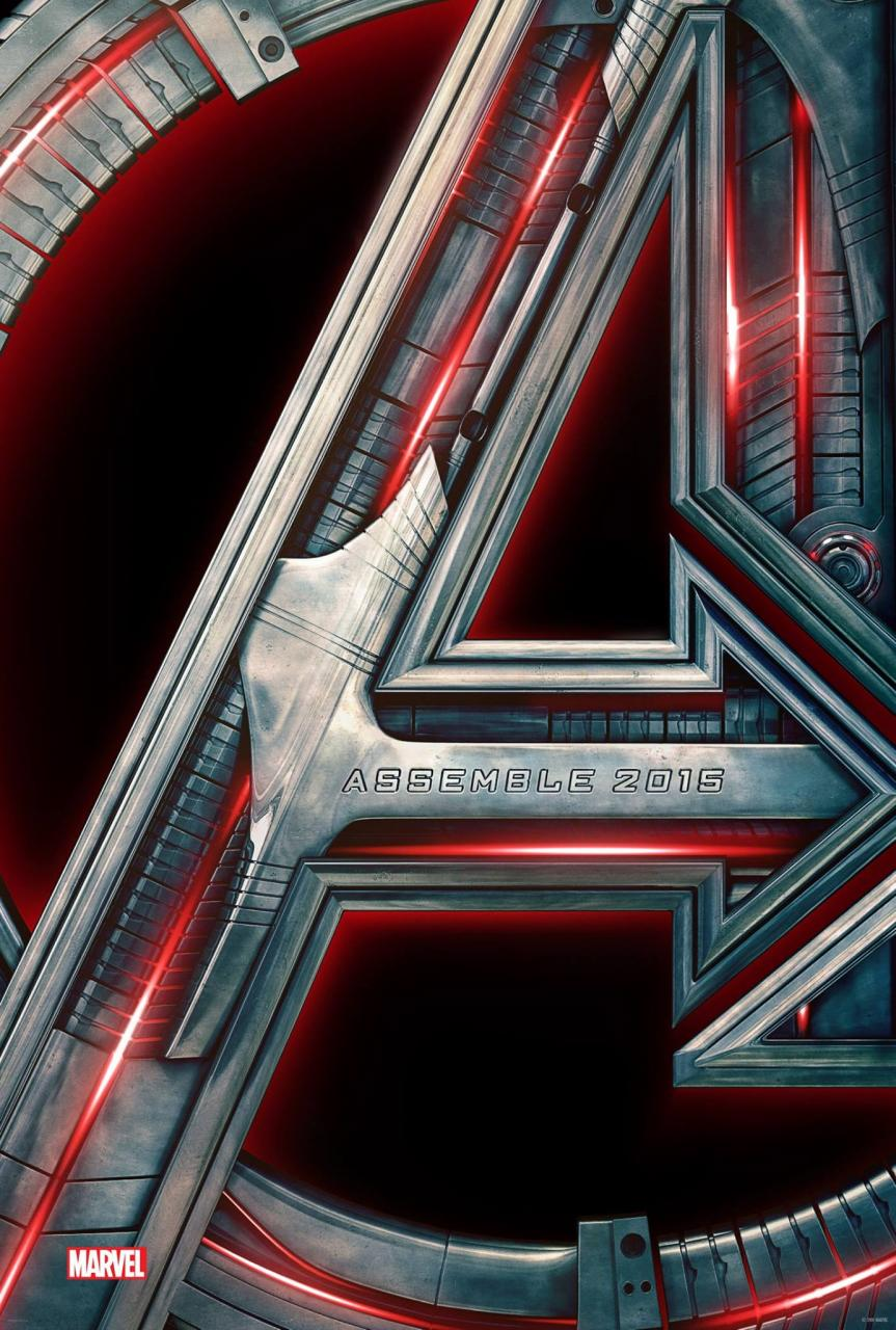 Avengers: Age of Ultron movie poster