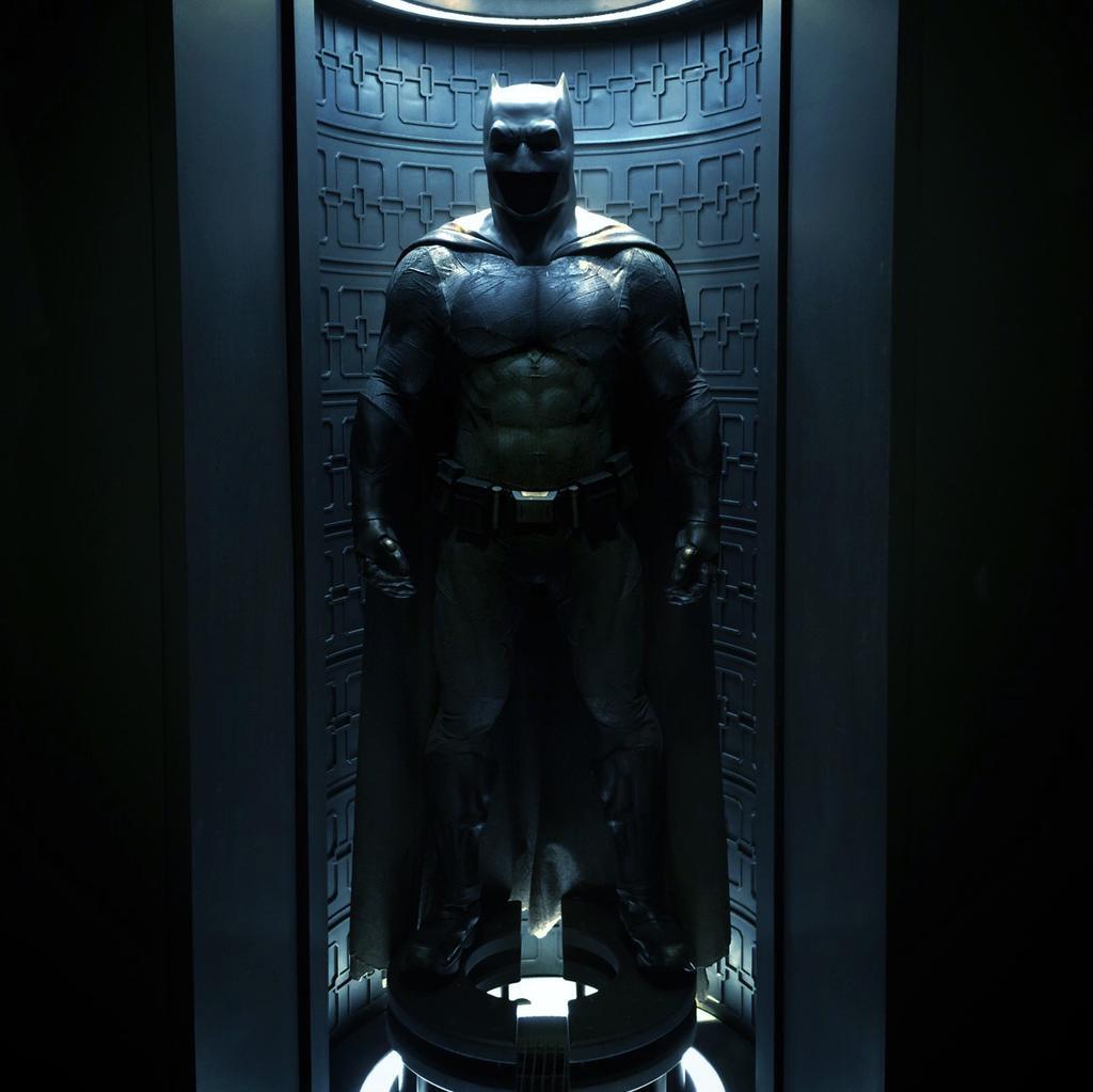 Batman V Superman: Dawn Of Justice Kinox
