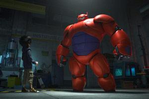 Big Hero 6 movie photo