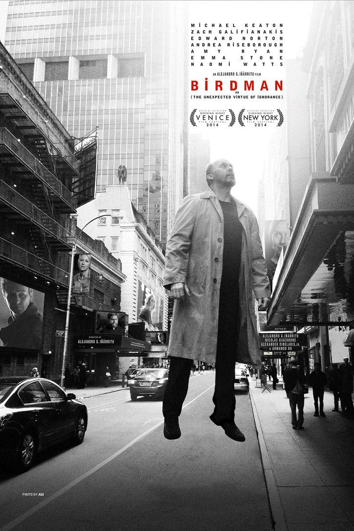 Birdman (2014) Movie T...