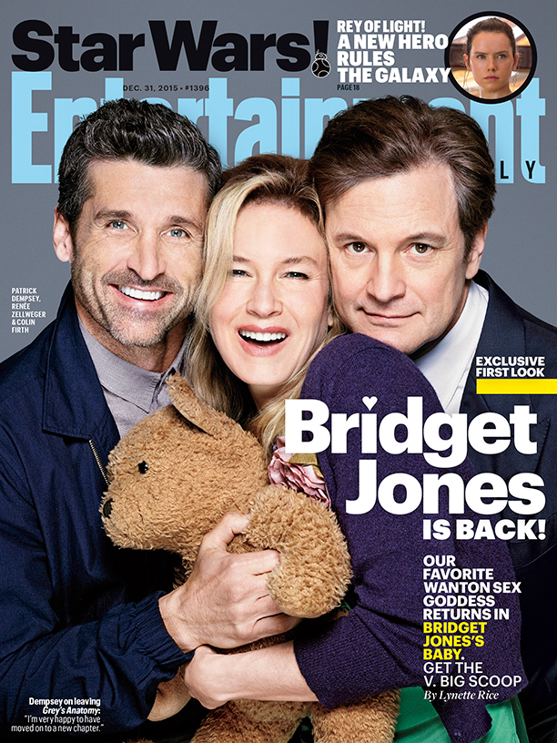 Bridget Jones's Baby movie photo