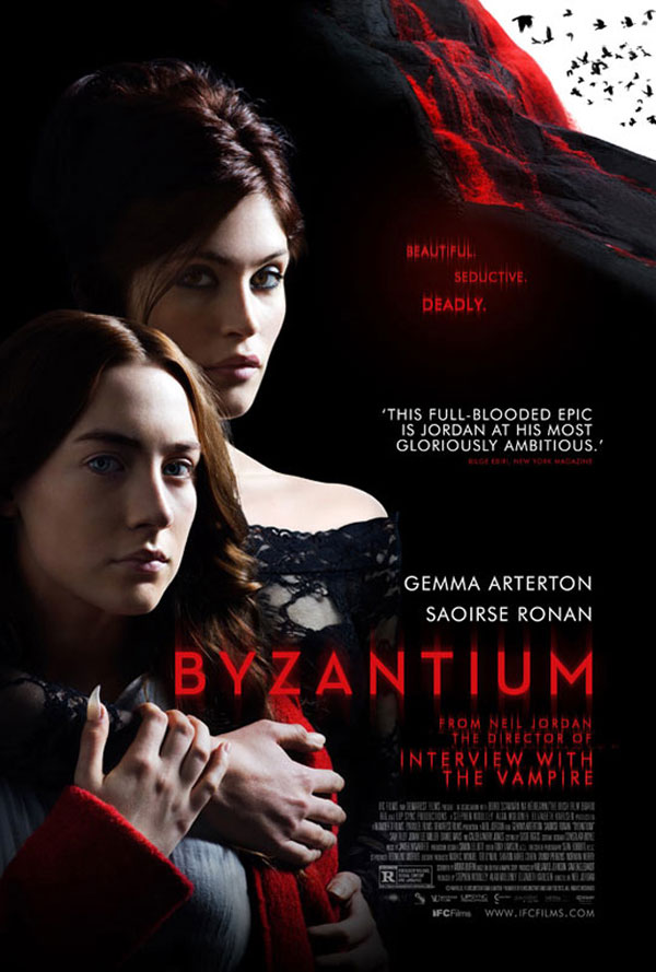byzantium 2013 movie trailer pictures posters gemma