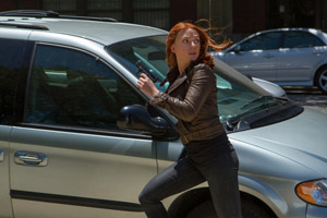 Captain America: The Winter Soldier movie photo
