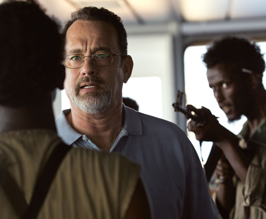 Captain Phillips on oscar nomination 2015 list