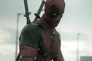 Deadpool movie photo