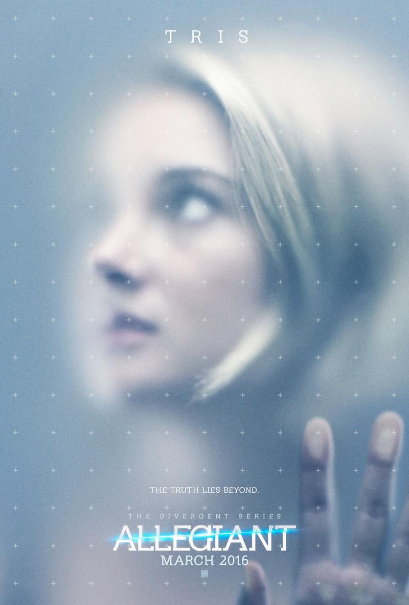 Divergent four movie