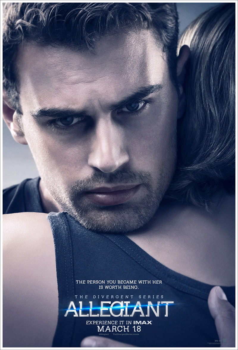divergent four movie poster - photo #4