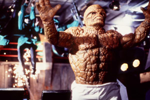 The Fantastic Four 1994 movie photo