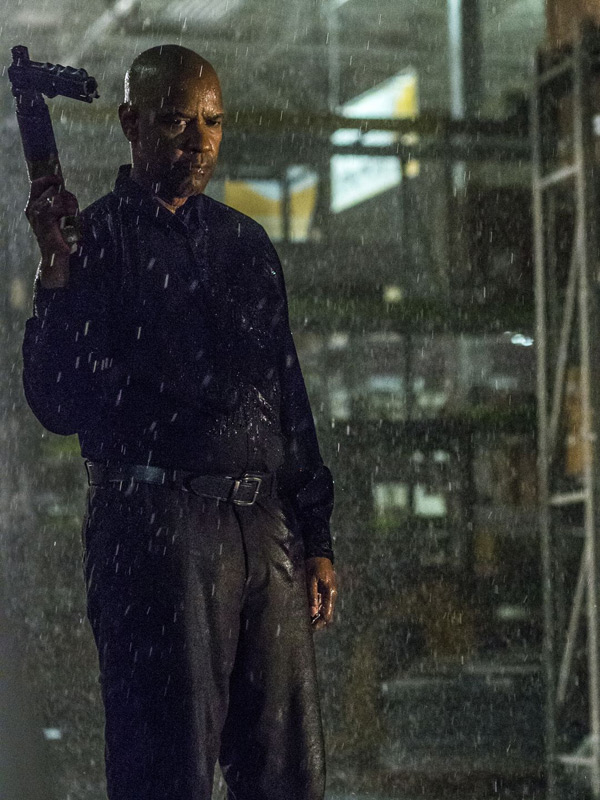 The Equalizer (2014) M...