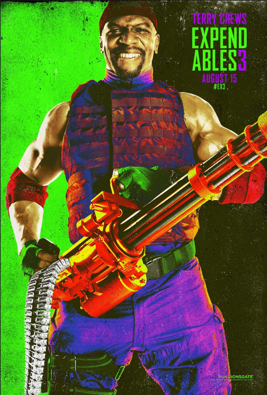 Expendables 3 Comic Con Character Posters Hit Movienewz Com