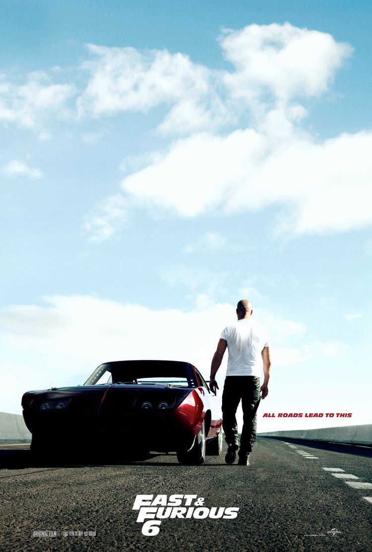 fast furious 6 2013 movie trailer vin diesel dwayne johnson. Black Bedroom Furniture Sets. Home Design Ideas