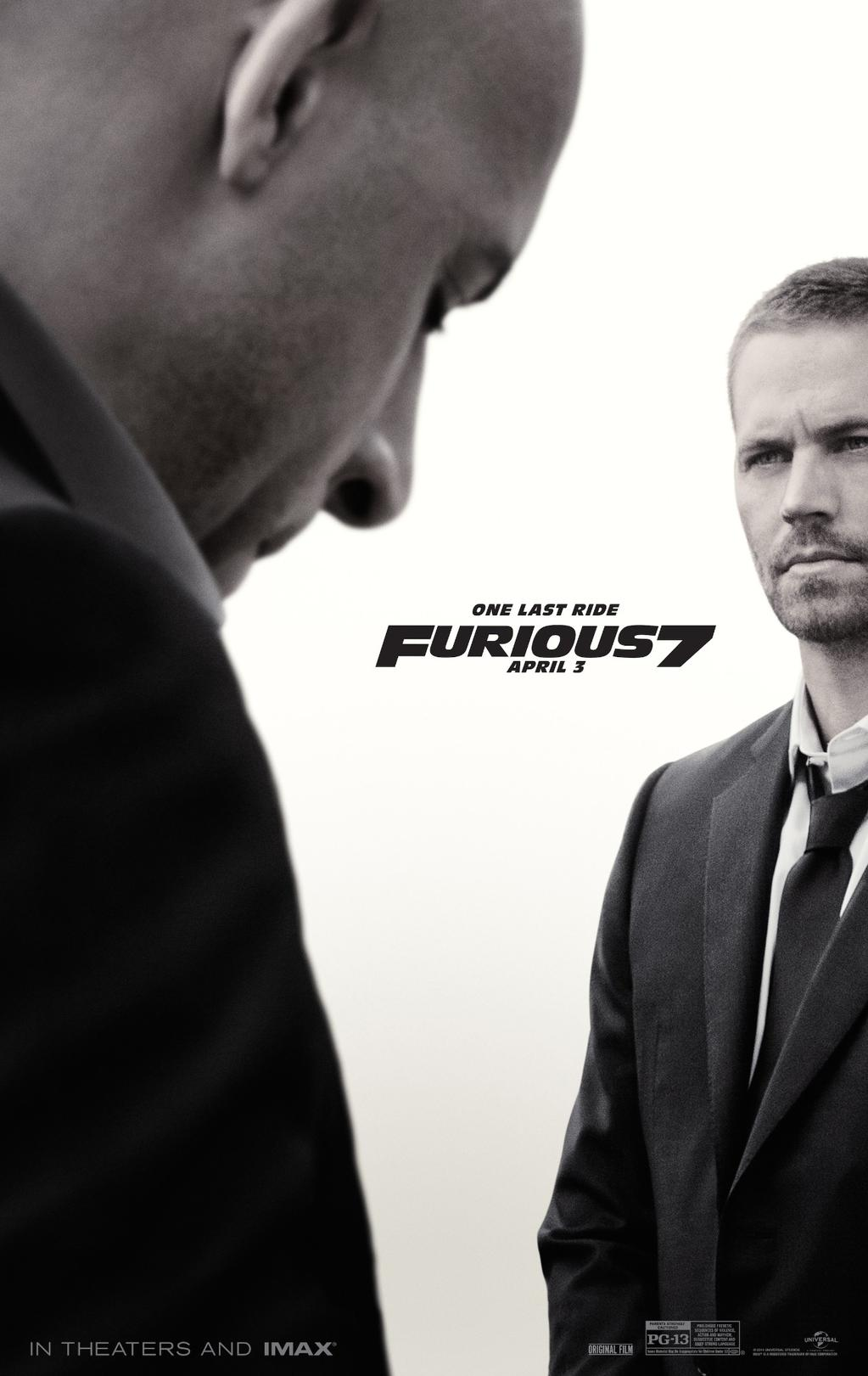 new posters for furious 7 run all night chappie poltergeist and more. Black Bedroom Furniture Sets. Home Design Ideas