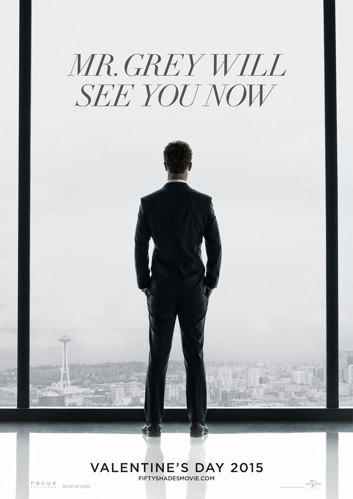 Fifty shades of grey movie trailer cast release date for Fifth shade of grey