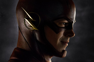 The Flash TV photo
