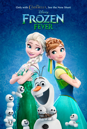 Frozen Fever movie poster