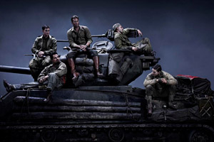 Fury movie photo