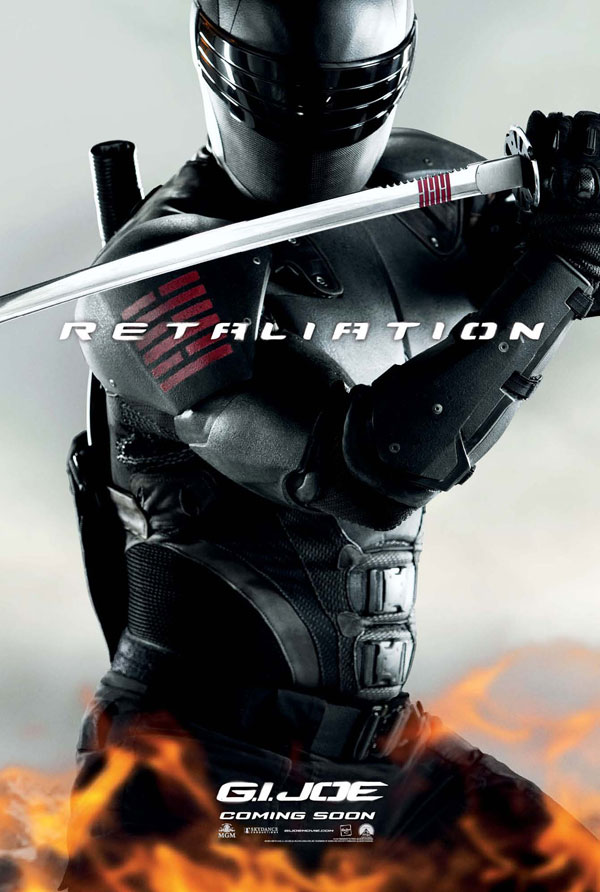 G I Joe Retaliation 2013 Trailer Dwayne Johnson