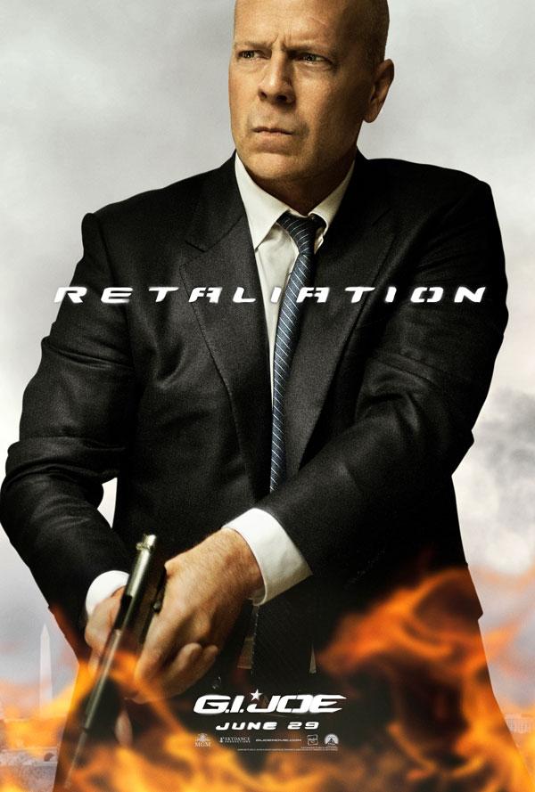 G.I. Joe: Retaliation (2013) Trailer - Dwayne Johnson ... Gi Joe Retaliation Character Poster