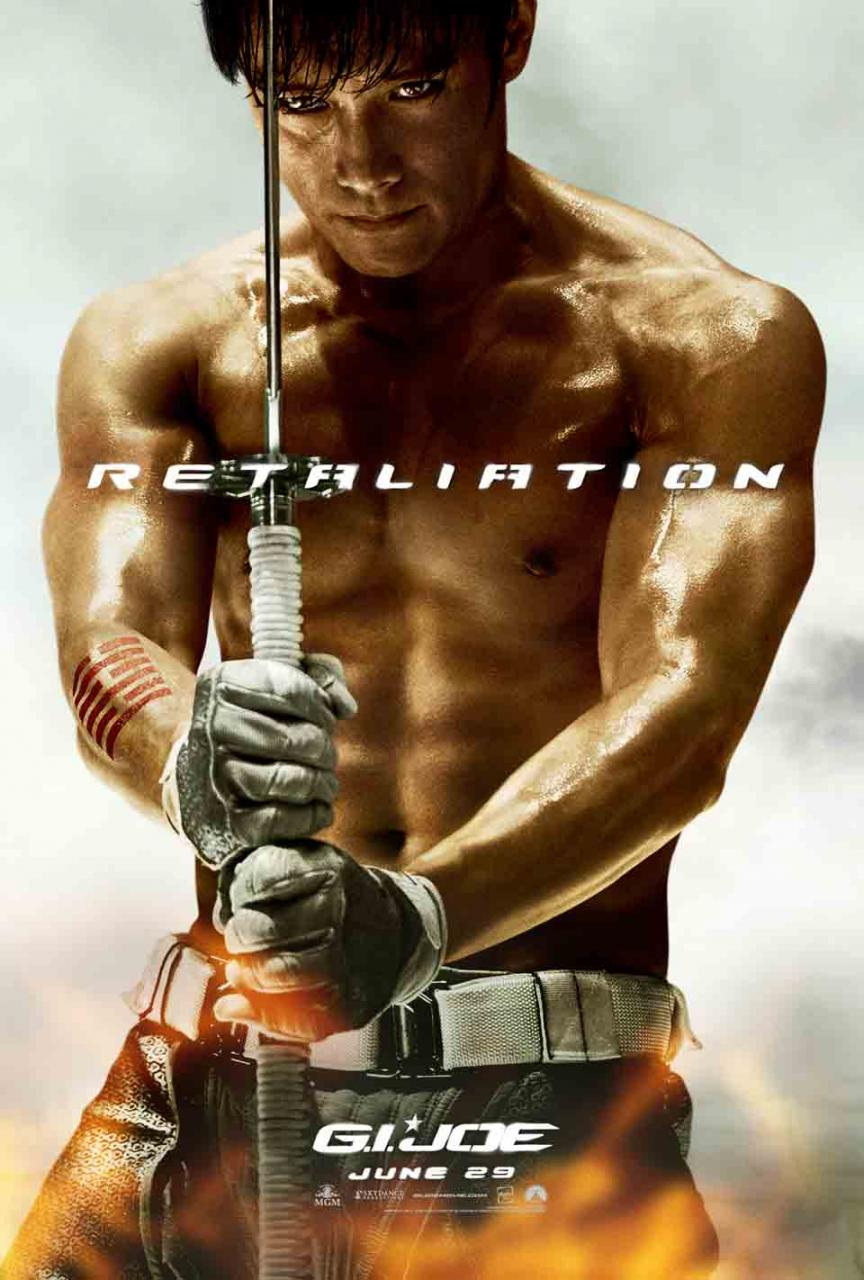 g i joe retaliation 2013 trailer dwayne johnson. Black Bedroom Furniture Sets. Home Design Ideas
