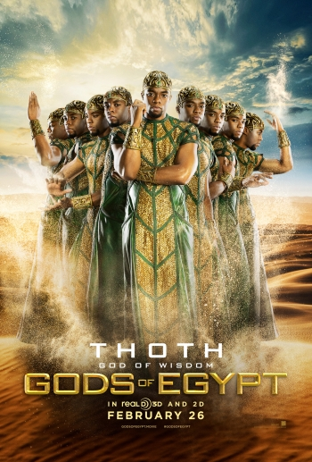 Gods of Egypt Movie Tr...