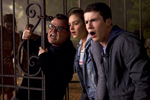 Goosebumps movie photo