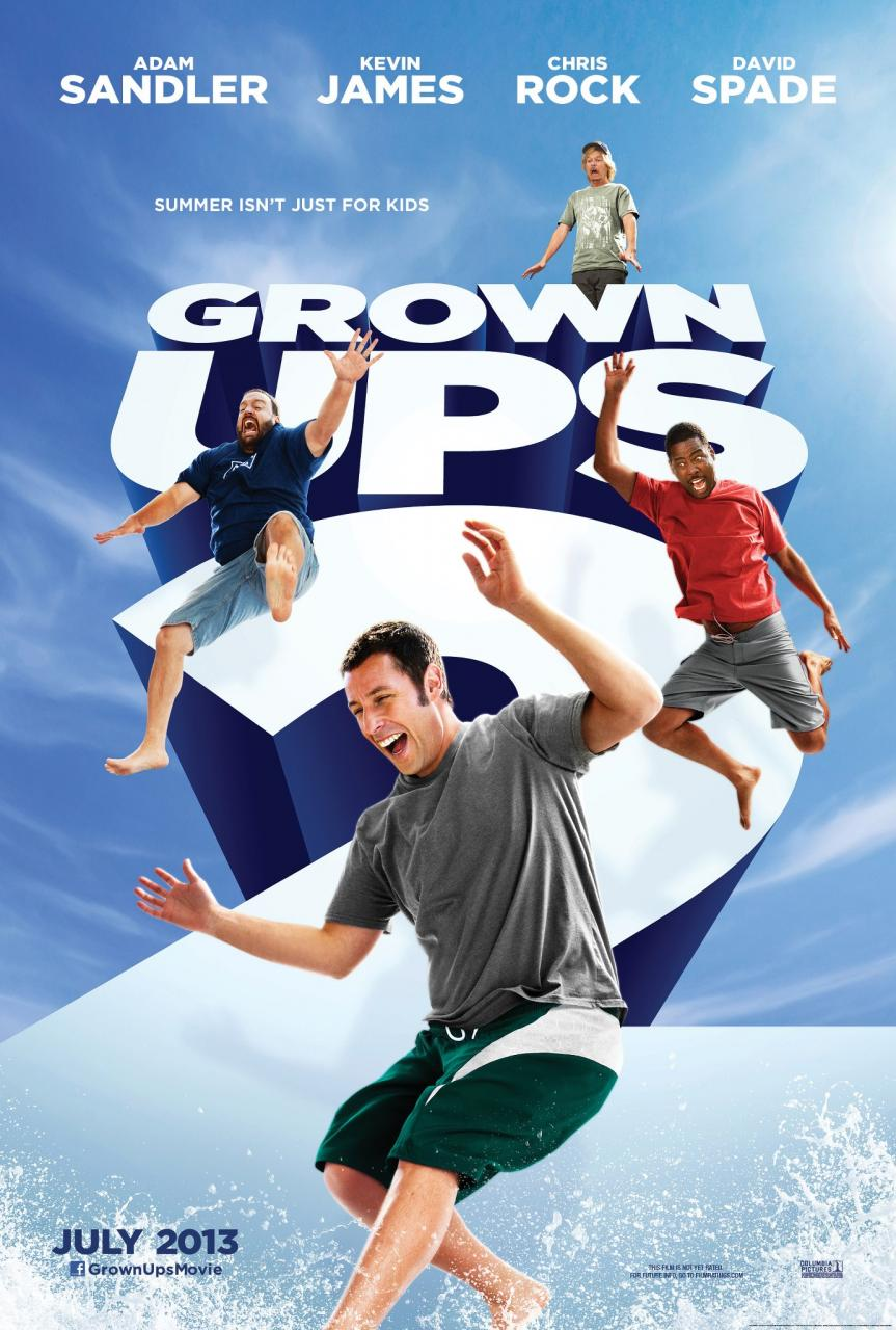 Grown Ups 2 (2013) Ada...